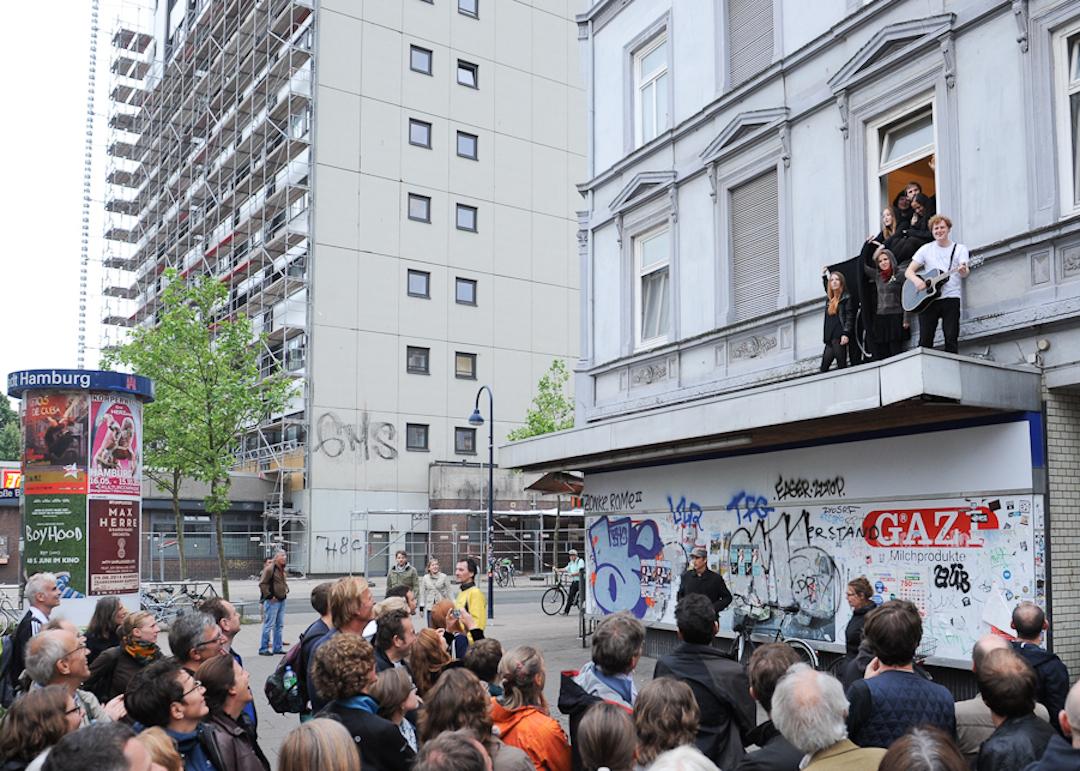 ALTONA MACHT AUF! 2014 theater altonale_Hospitalstraße_Foto Thomas Panzau_15